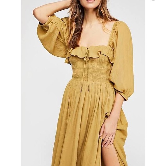 f74c56f6070 Free People Dresses   Skirts - ISO!! Free People Oasis Midi Dress